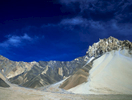 North of Shimshal on our way to Chapchingal