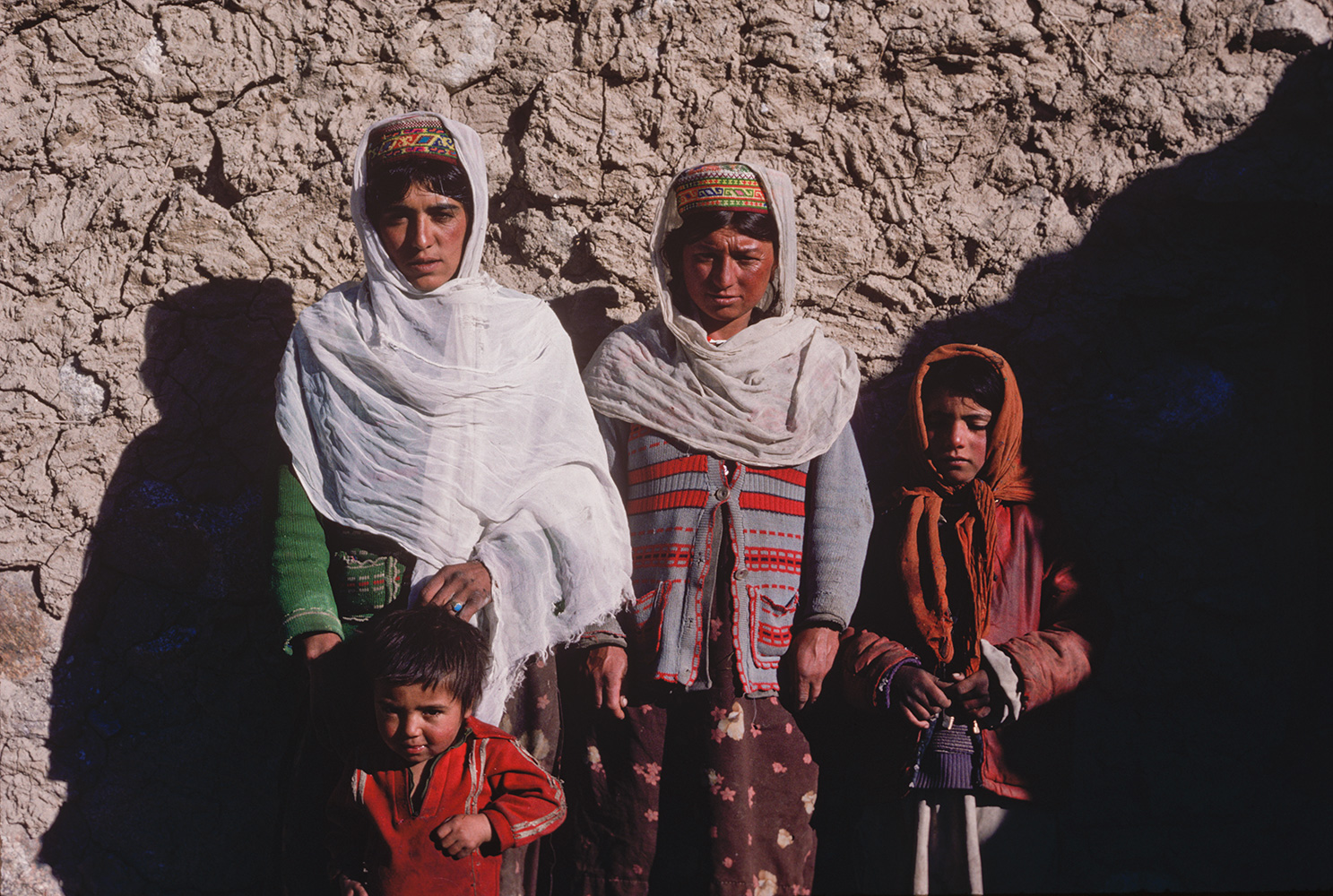 Shimshali Women at Shuwert