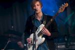 Bassist Oli Steadman
