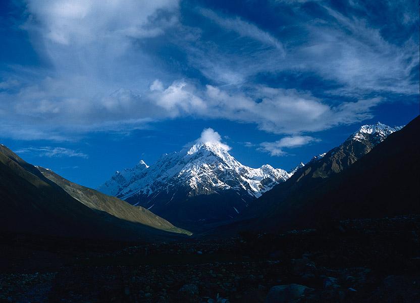 Seen from near the Thalle LaPakistan Karakoram