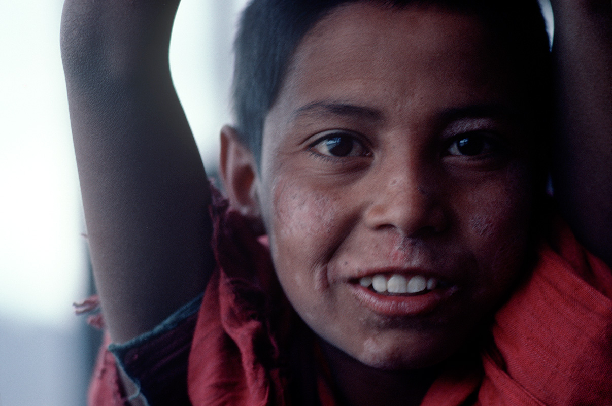 Ladakh, IndiaCanon A1, 50mm, Kodachrome 64