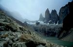 Seen from the mirador in the Valle Ascencio.Nikon FM2, 24mm, Fuji Velvia
