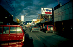 Main Street, Tierra del FuegoNikon FM2, 24mm, Fuji Velvia