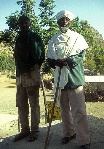 Men in the centre of the townNikon F5, 17-35mm, Fuji Velvia