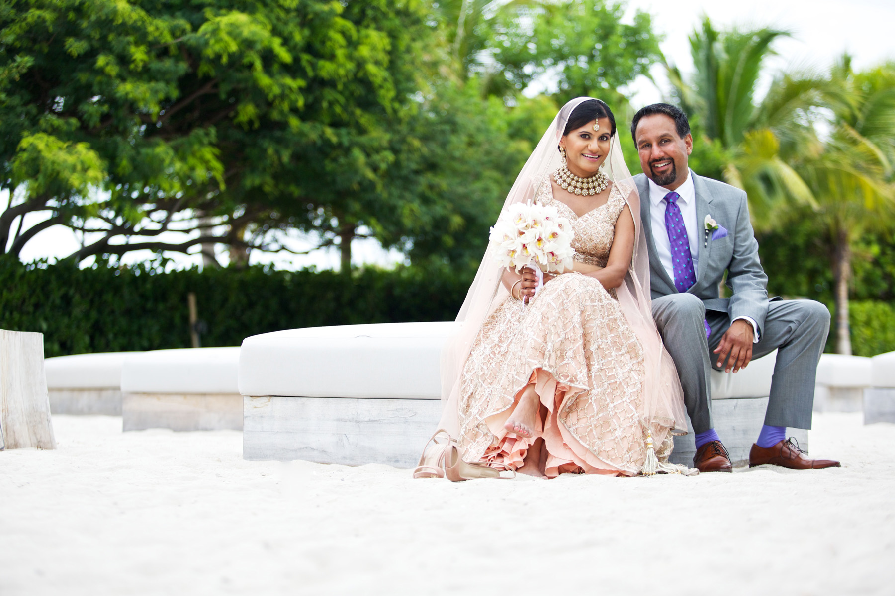 MIAMI-JULY30:   Wedding Varsha Reddy and Apurva Vakani ©Radhika Chalasani