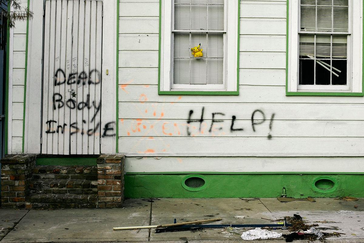 Newgraffiti07 Hurricane Graffiti Katrina Strikes The Gulf Coast