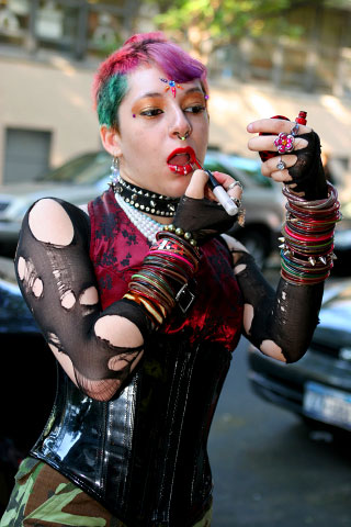 Punk_makeup