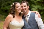 Kim and Jack Haworth's wedding photo montage set to music.