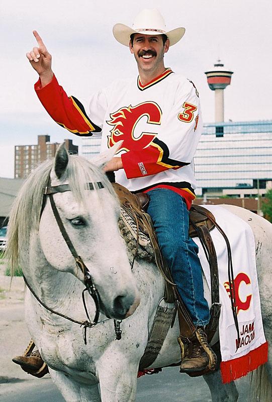 Calgary Flames Alumni