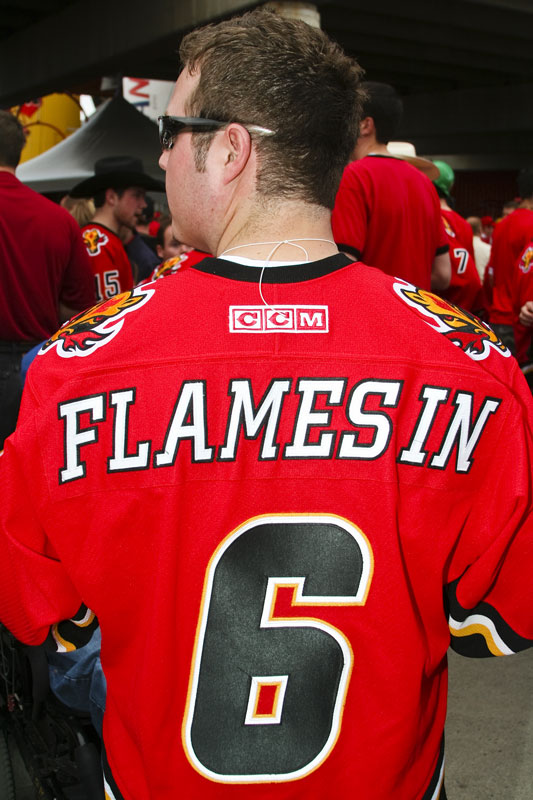 Flames in Six