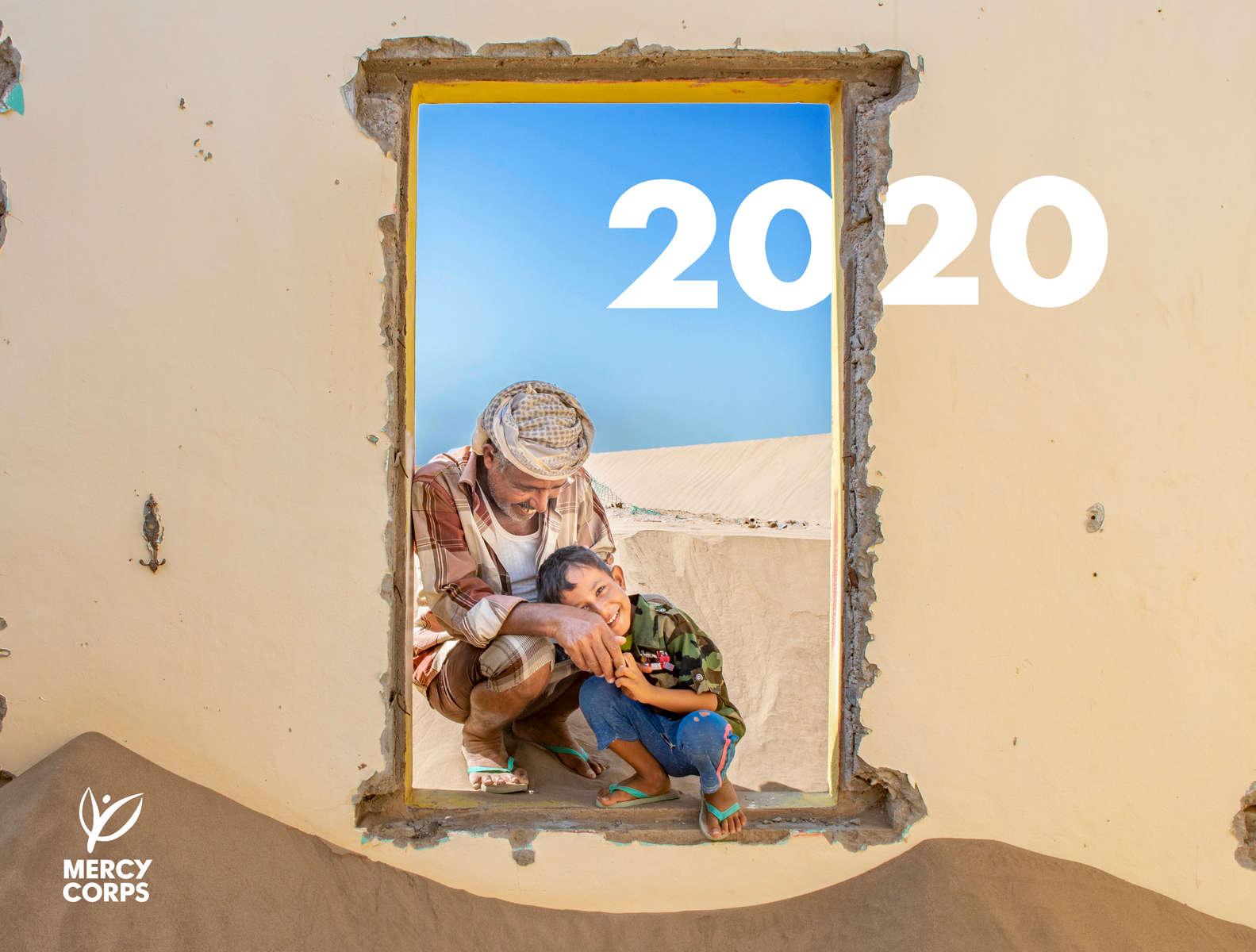 Mercy Corps Calendar