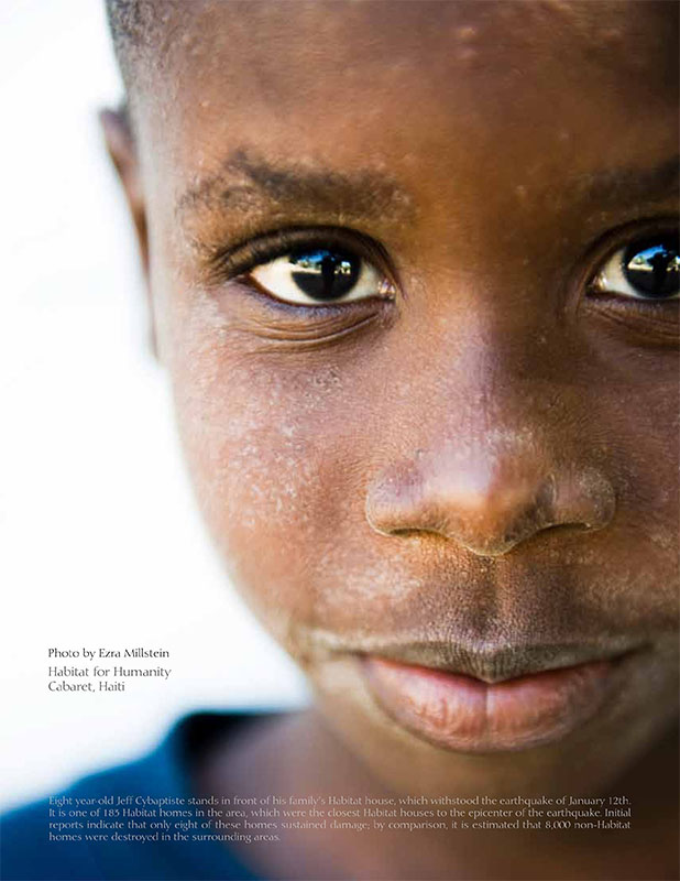 Haiti Advocacy Working Group Photo Exhibit Catalog