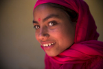 Deepika Devi, 11, and her family moved into a new home as part of Habitat for Humanity's response to the devastating floods of 2014.©Habitat for Humanity International/Ezra Millstein