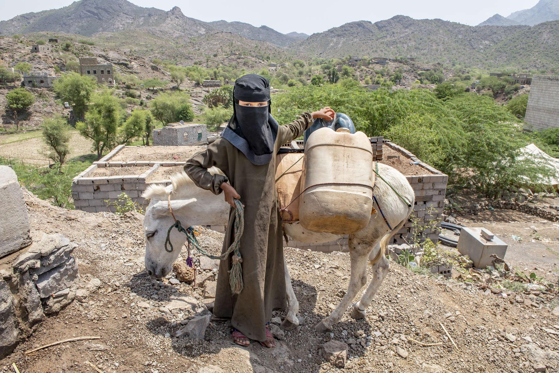 Al Mahweet, Yemen