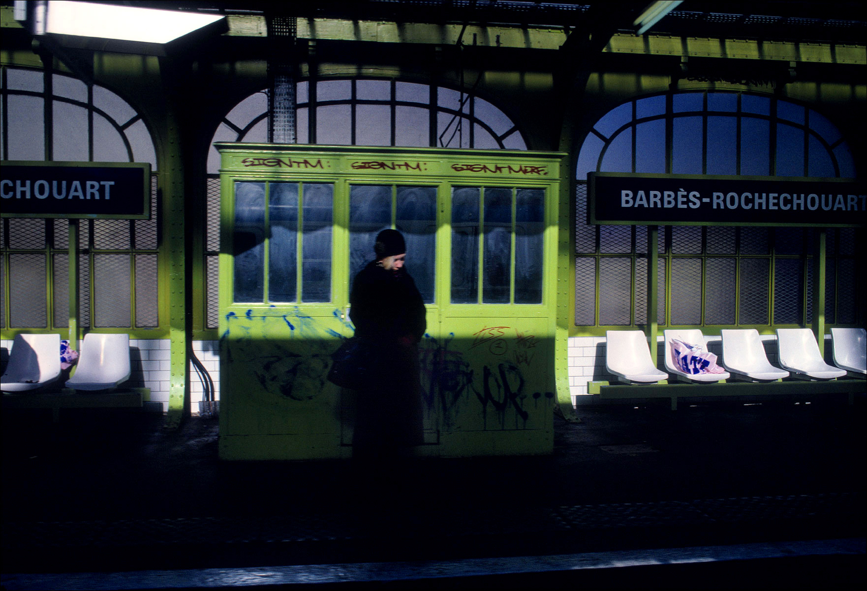 FineArt_04_Barbe_s-Station_Paris-Metro