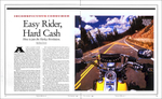 Story on investing in the highly successful Harley-Davidson Corporation.  (for SmartMoney)