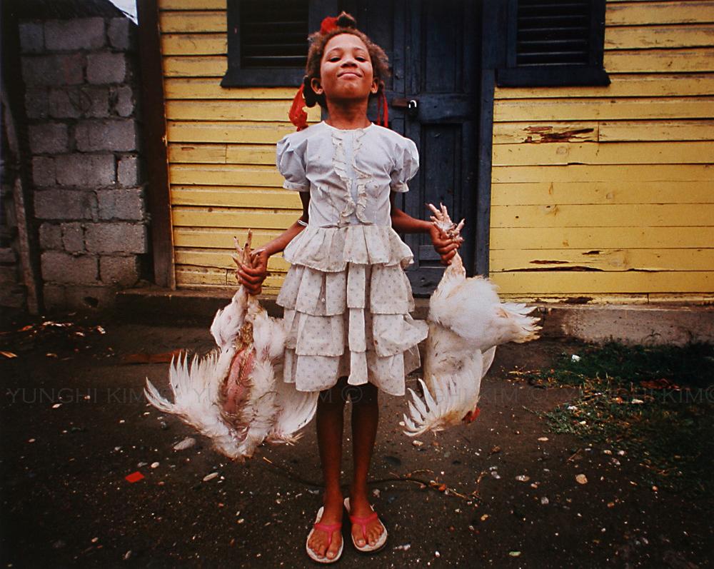 Dominican Republic 1992.