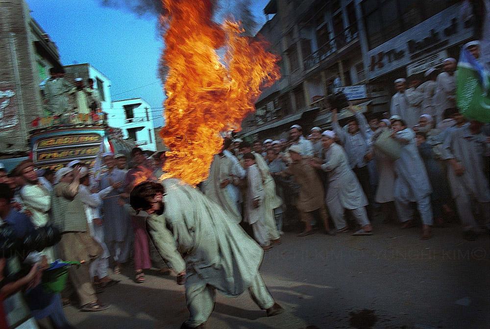 Pakistan 2001.