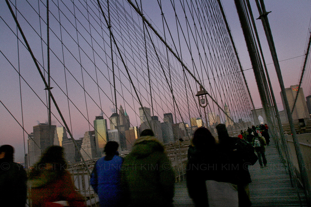 Brooklyn Bridge 2005.