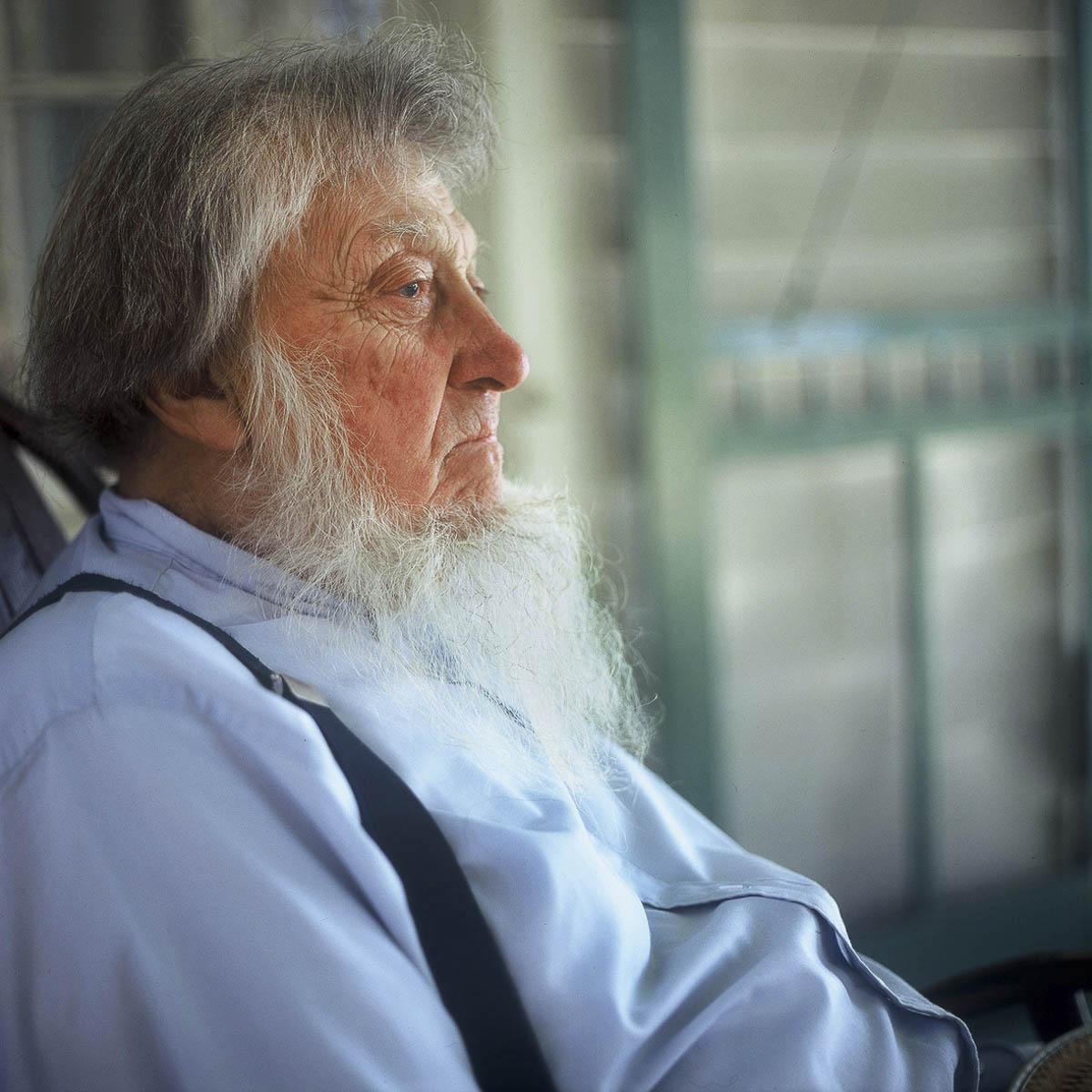 Amish-Elder