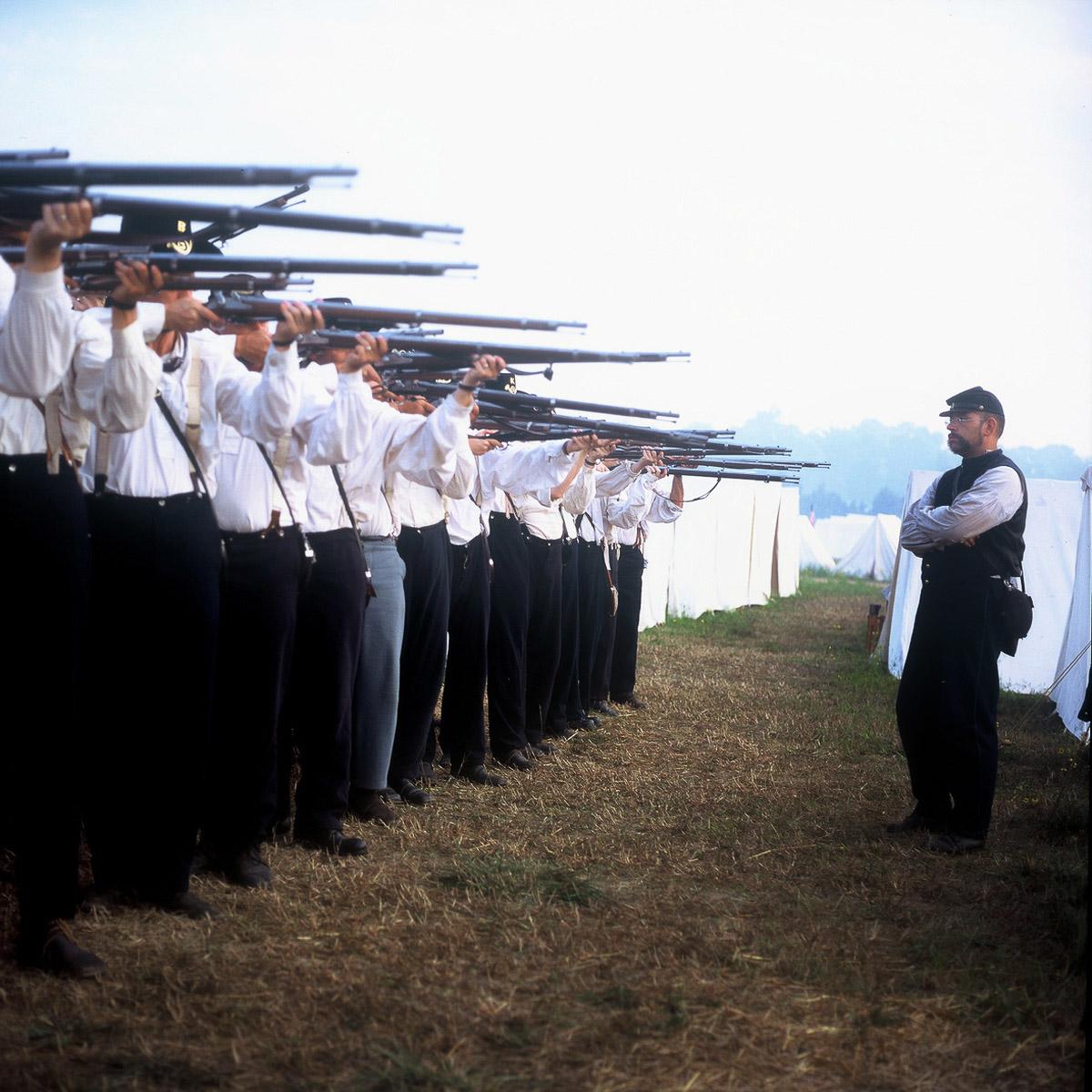 Drills-Civil-War