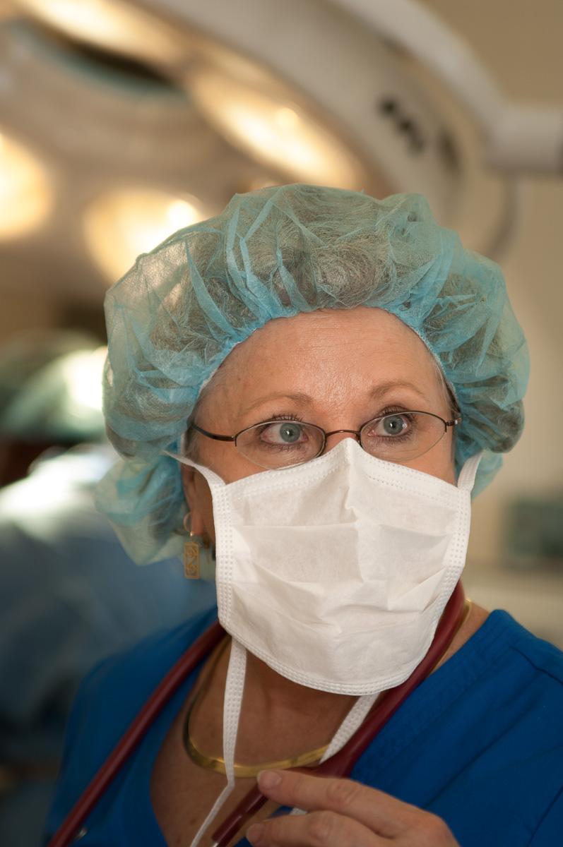 Nurse-Surgery