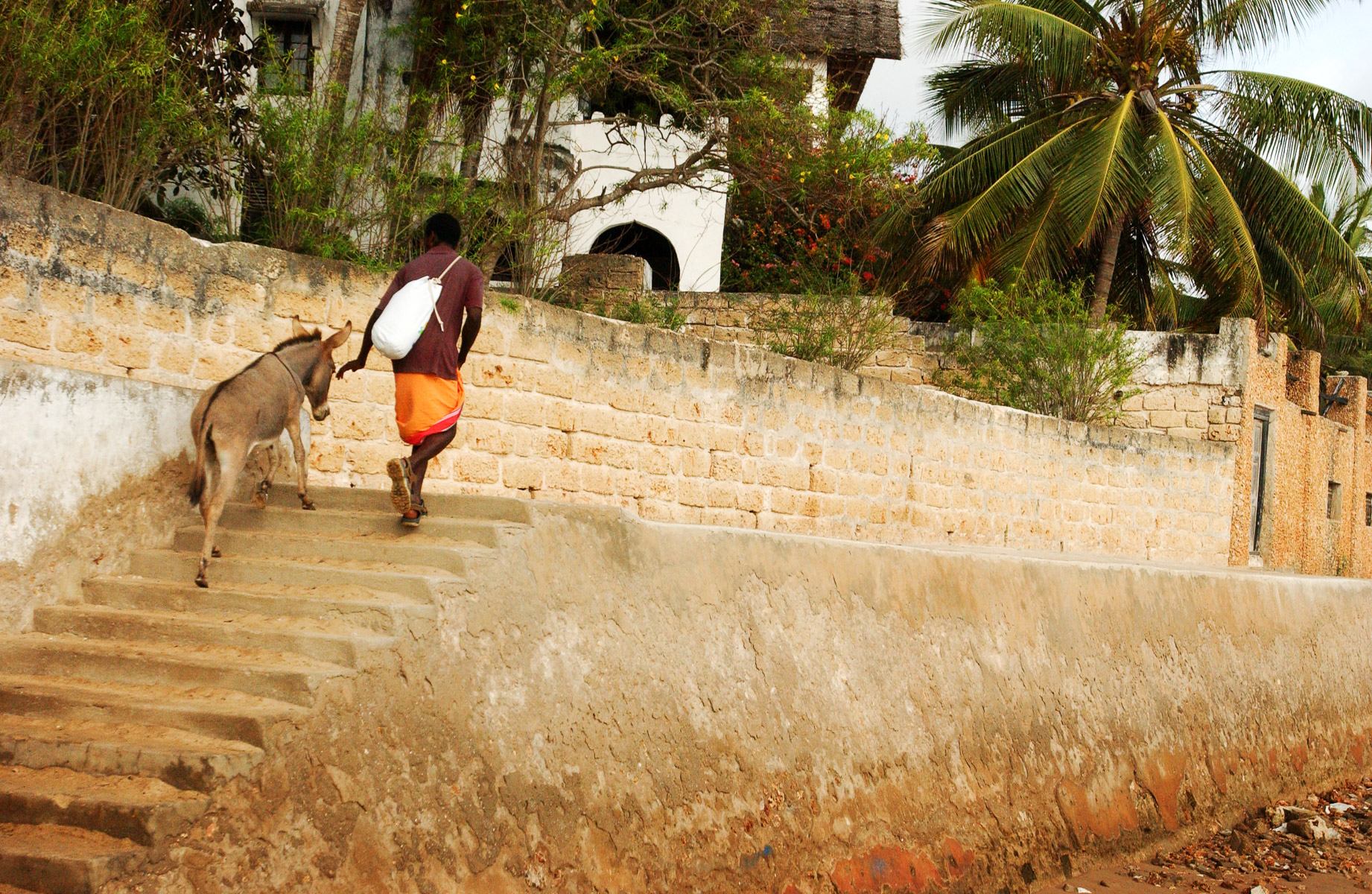 Stairs-Lamu