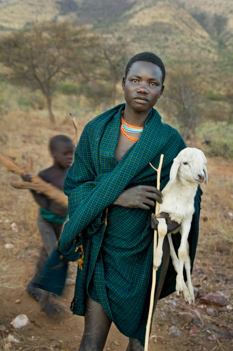 In Moroto the Topeth tribe has a kraal where they keep their animals so that they are closer to grazing areas. The Karamajong culture and way of life like many indigenous cultures is rapidly changing. Uganda