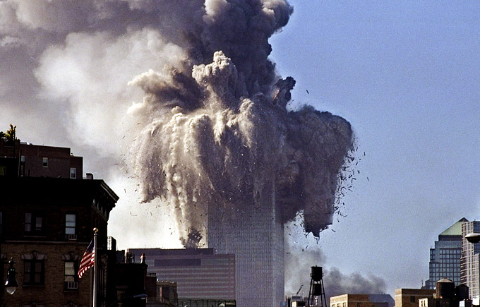 What does the twin towers look like now