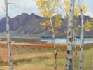 12x16{quote} oil, plein airOn Henry's Lake© S'zanne ReynoldsHenry's Lake State Park