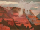 11x14{quote} oil© S'zanne ReynoldsRed Rock State Park, Sedona, AZSedona has a wonderful mystique about it. The fall skies change momemt to momen, from sunshine to mist to snow or rain.