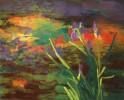8 x 10{quote} pastel © S'zanne ReynoldsZilker Gardens Private Collection in Austin, TX