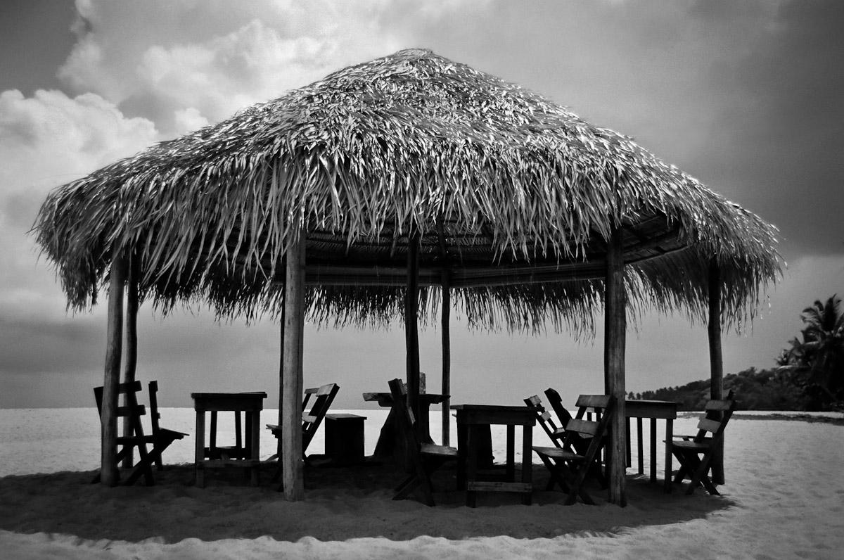 Beach BarBoipeba, Brazil