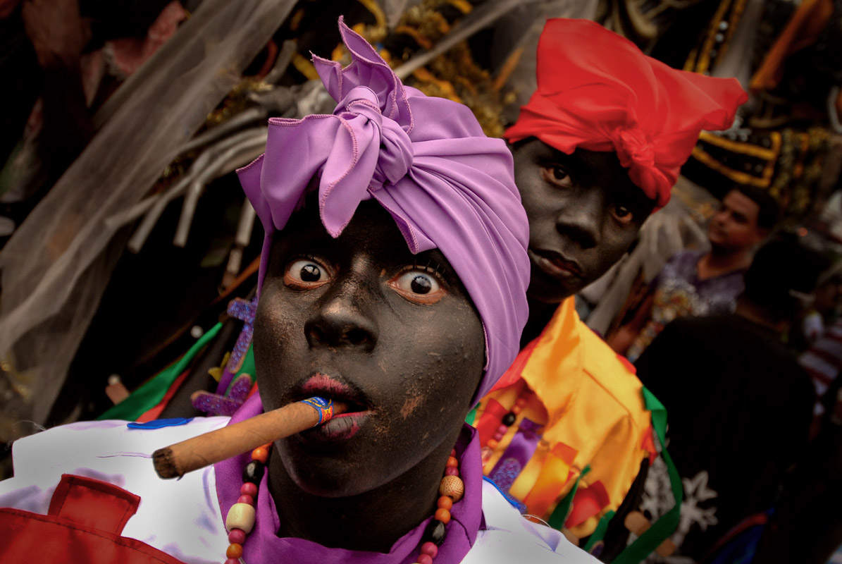 Carnaval in La Vega