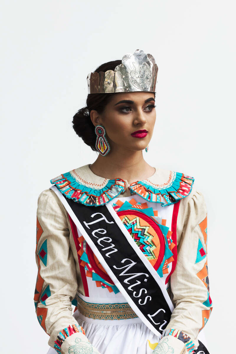 Teen Miss Lumbee, Kerigahn Jacobs, poses for a portrait on July 7, 2018 in Pembroke, NC, USA.The Lumbee tribe of eastern North Carolina is comprised of a people who's native identity—however culturally rich—has been fought over for more than a century by a federal government that doesn't see them fitting neatly into any racial category.   Though they have been officially recognized by the state since 1885, and were technically recognized as Native Americans federally by The Lumbee Act of 1956, the same act precludes them from receiving the benefits afforded other tribes.  A new legal challenge may change that.