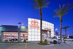 Award winning architectural photography by photographer Dana Hoff at www.danahoff.com. Commercial retail mall architectural photographer Dana Jeffery Hoff