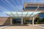 architectural photographer Dana Hoff photograph of Hospital in Sandusky, Ohio