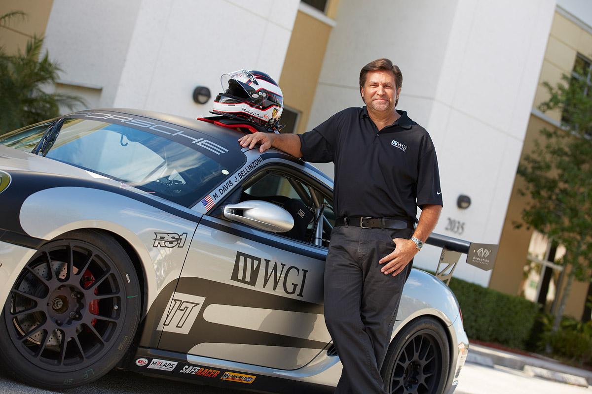 Race Car Driver Corporate Portraits Lifestyle People Architectural Photographer Dana Jeffery Hoff Award Winning