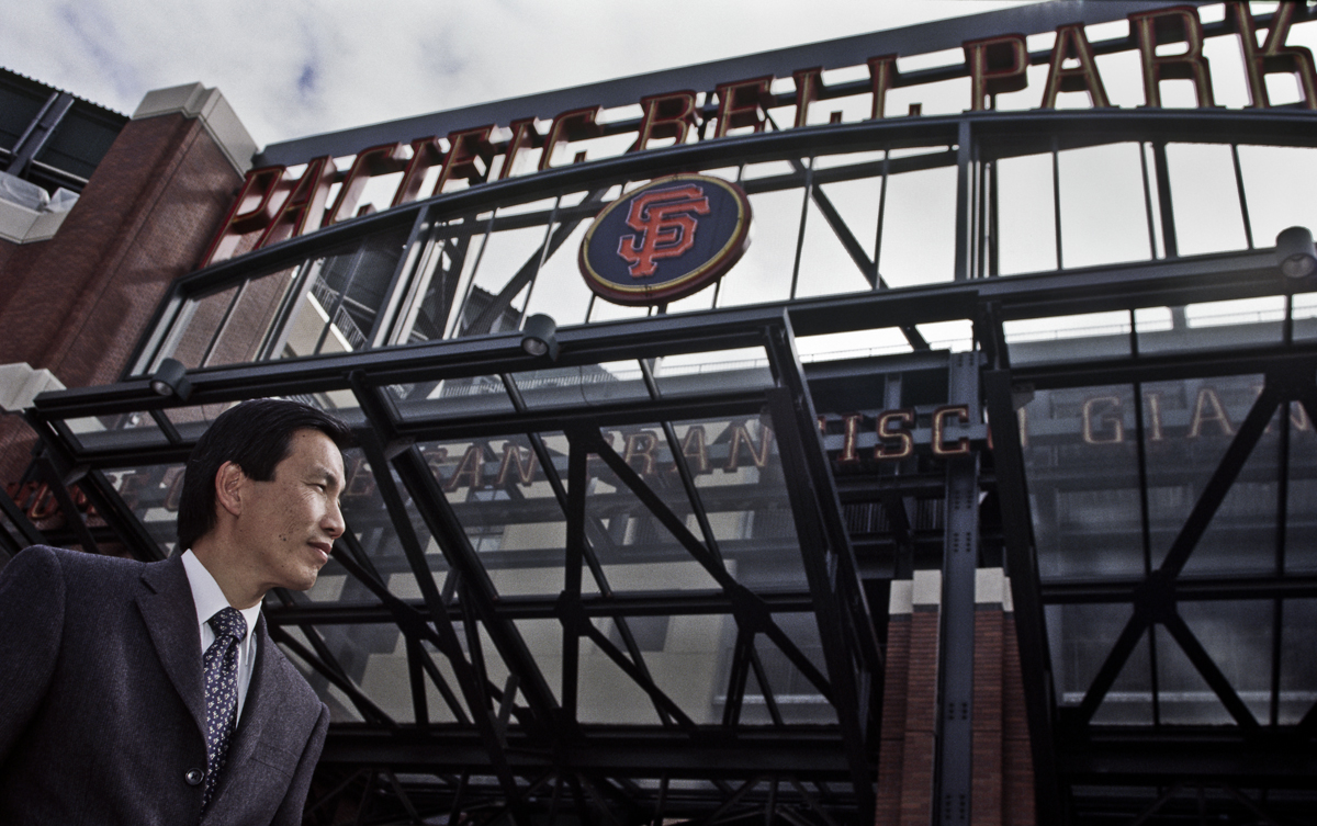 John Yee, CFO San Francisco Giants