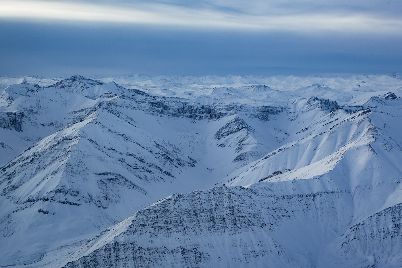 Brooks Range, Gates of the Arctic National Park, Alaska