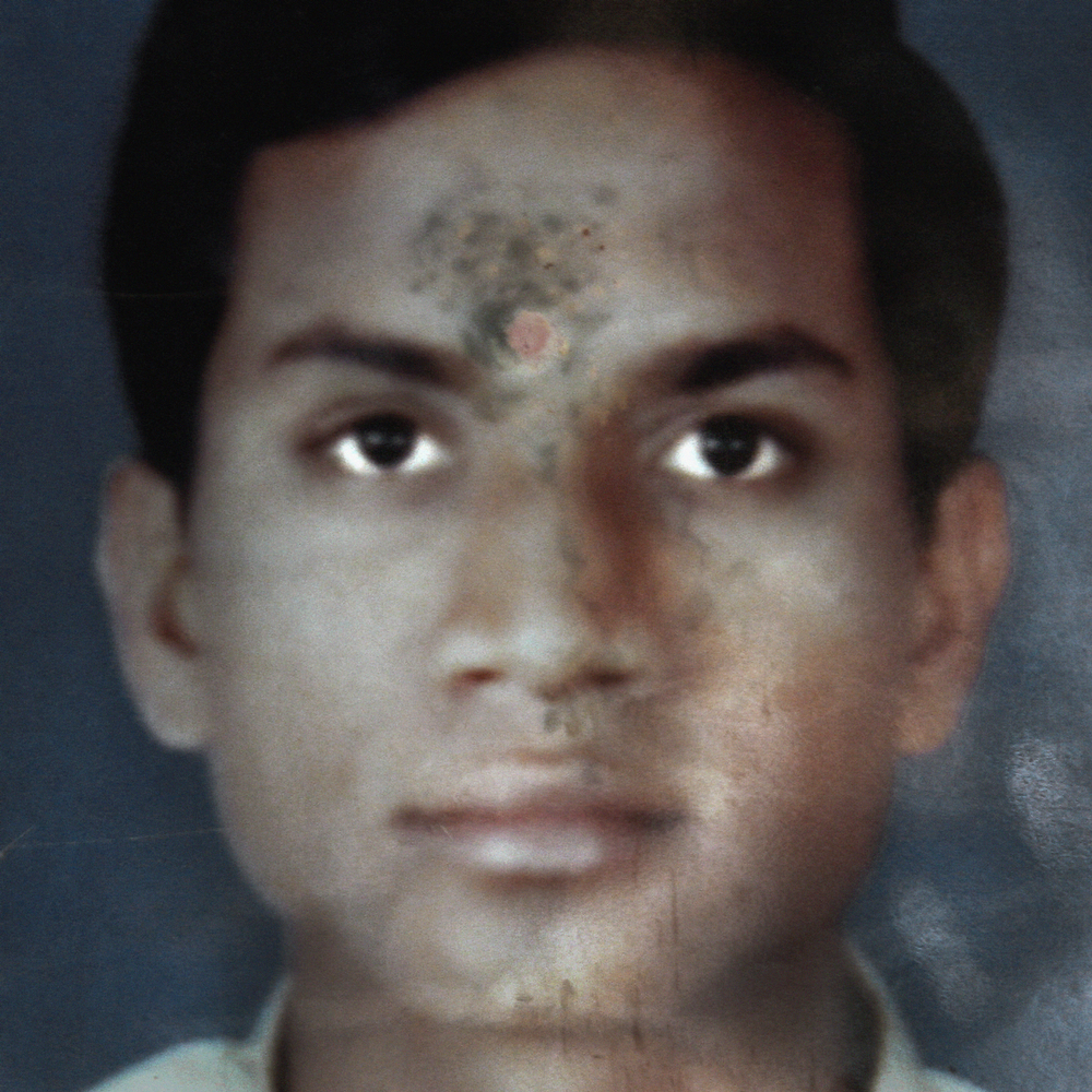 Krunal Motiram Wasake, 28, owed 8,000 Indian rupees (USD$149). He threw himself down a well outside his family's house on December 30, 2009.