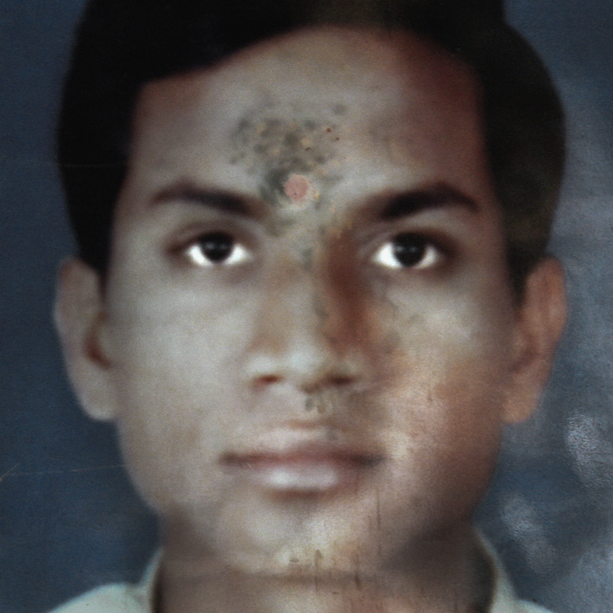 Krunal Motiram Wasake, 28, threw himself down a well outside his family's house on December 30, 2009. He owed 8,000 Indian rupees (US$114).