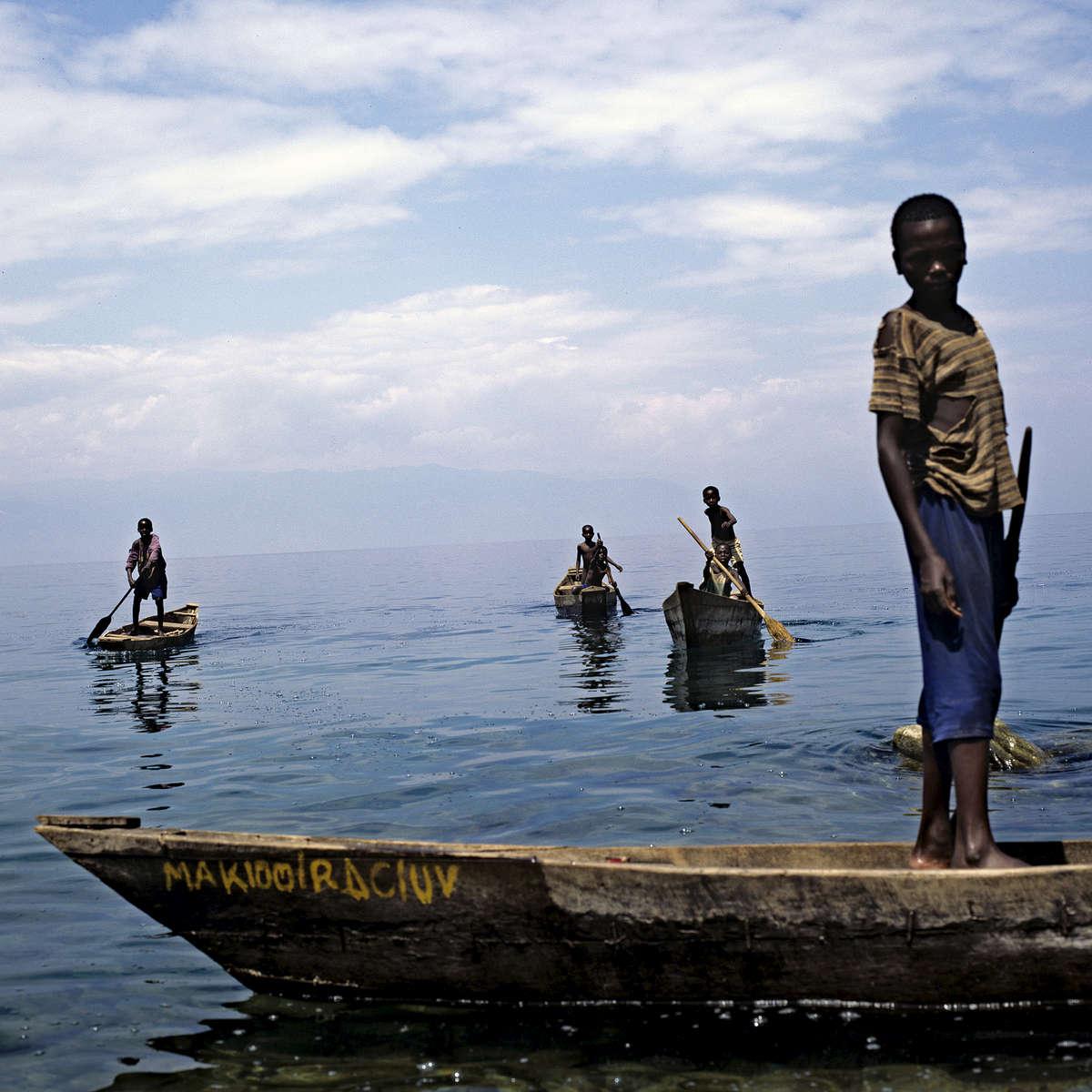 Lake Tanganyika, DR Congo