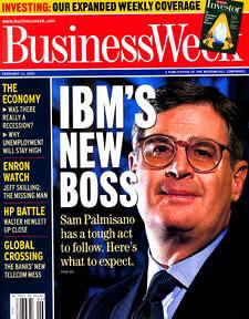 CEO, IBM