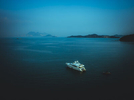 Yacht to Hong Kong