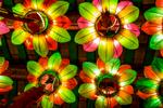 Buddhist Temple lanterns