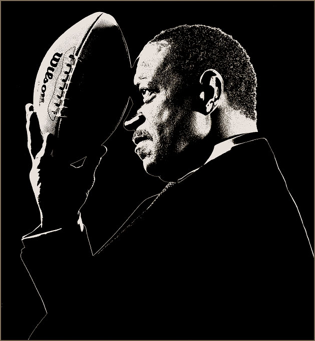 An American football player for the Oakland Raiders of the American Football League and later the NFL. And executive director of the National Football League Players' Association