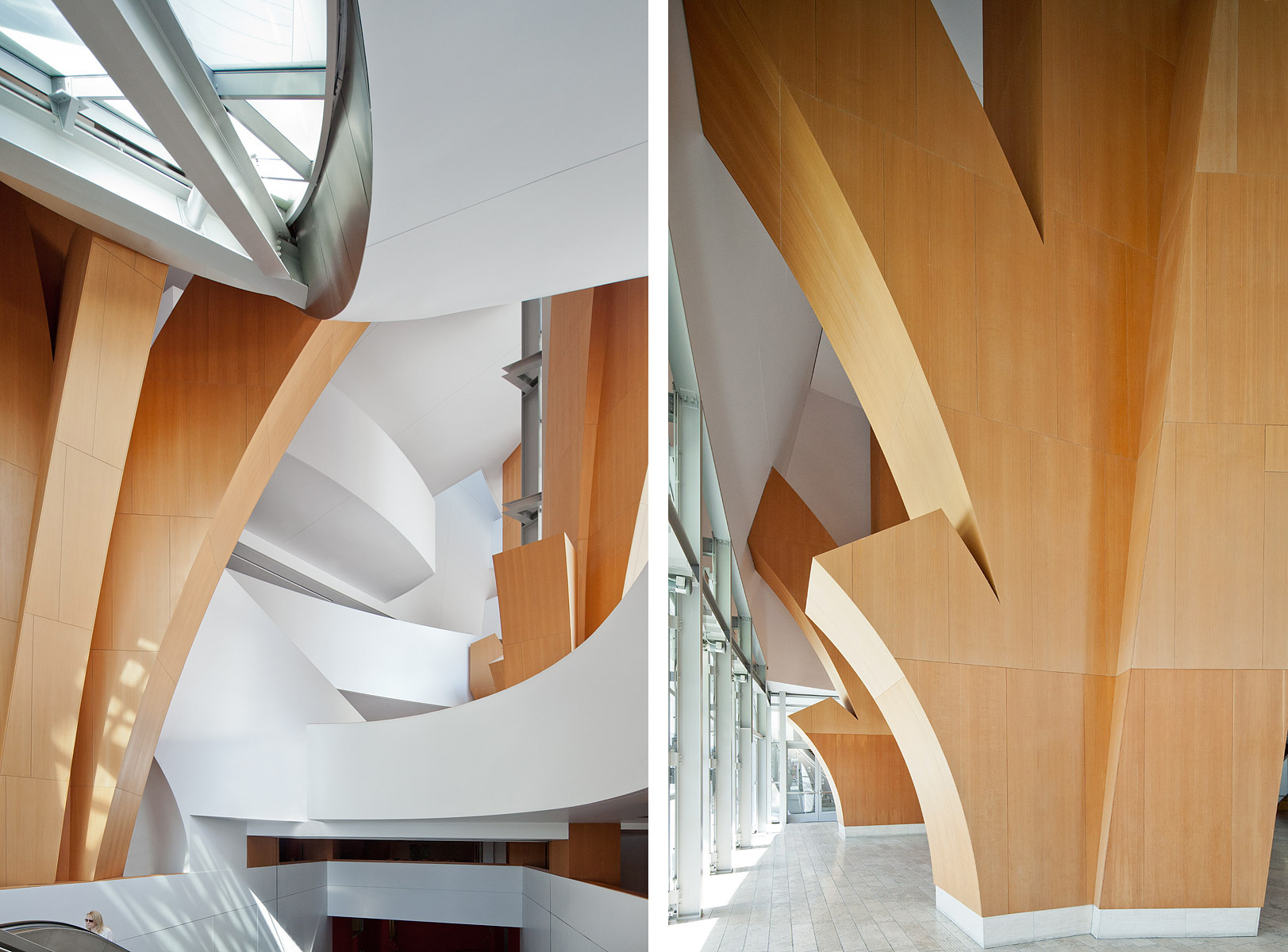 Walt Disney Concert HallLos Angeles, CAGehry Partners