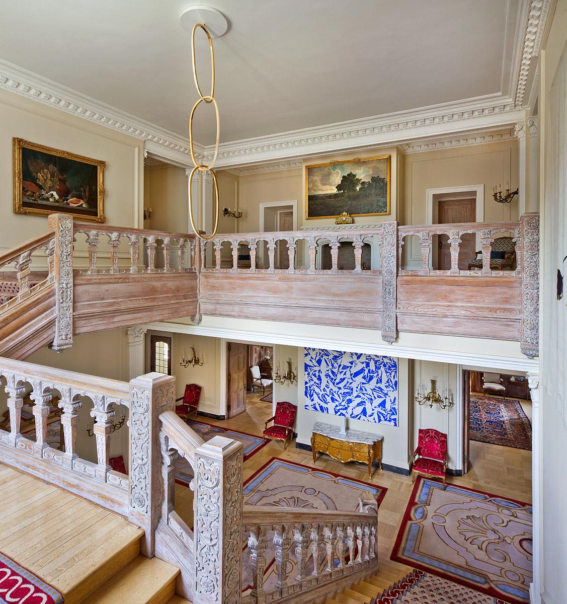 Quinn Evans ArchitectsFrench Ambassador's ResidenceWashington, DC