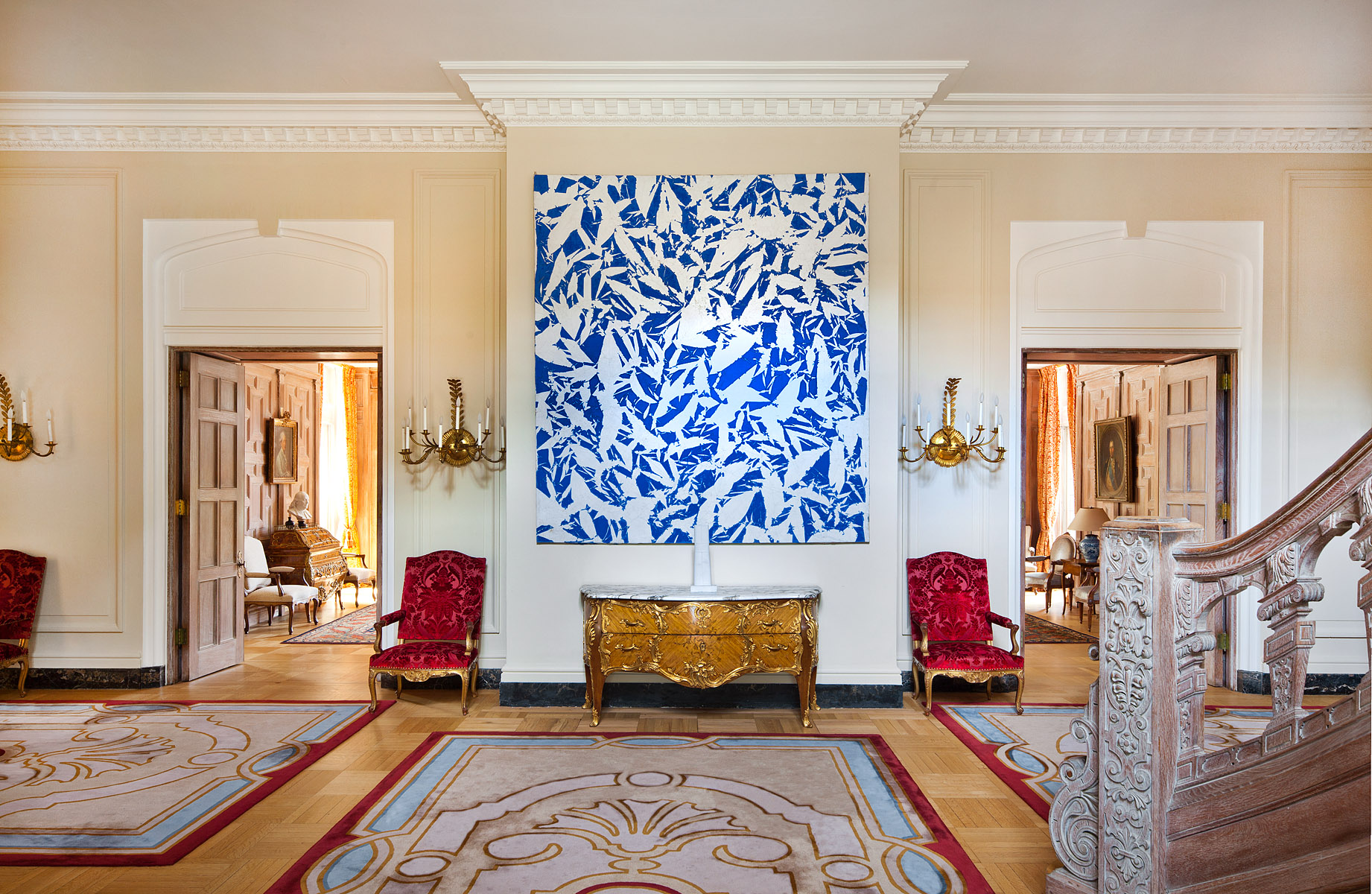 French Ambassador's ResidenceWashington, DCQuinn Evans Architects